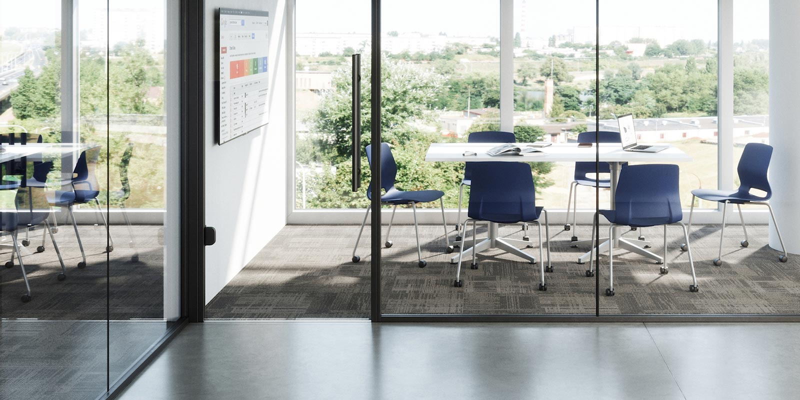 Imme Seating and Workwell Tables image