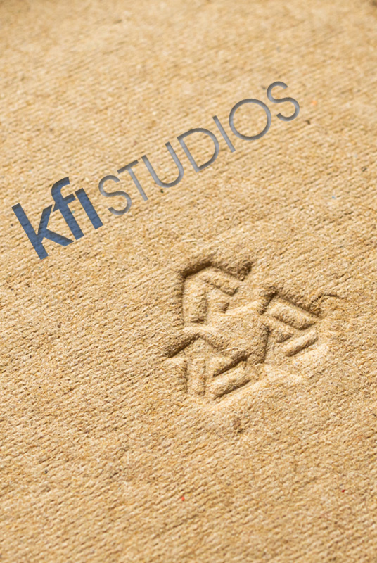KFI Studios Sustainability Report cover image