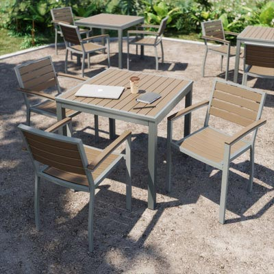 Eveleen outdoor seating image